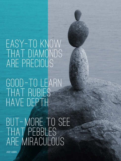 pebbles-quotester