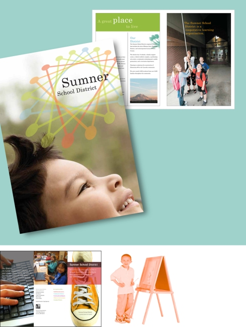 Publications and marketing